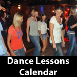Dance Lessons Calendar